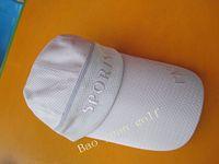 Breathable golf ball cap, lengthen type sun-shading ball cap new arrival