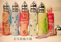 10ml Glass Perfume Fragrance Oil Atomizer spray Bottle / glass bottle spray Walk bead
