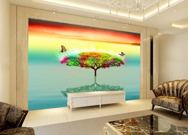 Selbstklebende Tapete Hammer : Custom 3D Wall Mural