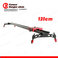 wholesale New Kamerar mini track camera slider / 120CM the super rail DSLR RIG camera panning track SLD-470