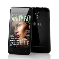 4.5 inch android phones THL W100 Quad Core 1.2GHZ MTK6589 Android 4.2 1GB RAM 4GB Dual Camera 8.0MP WCDMA