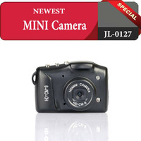 Newest smallest mini camera CM-8 small high-definition infrared night-vision camera,free shipping,JL-0127