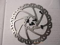 Free Shipping Tektro hz disc bicycle brake disc brake pads screw 160mm