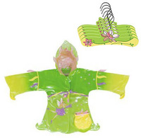 Fashion child raincoat kidorable small raincoats outdoors raincoat for children waterproof Sunlun Free Shipping