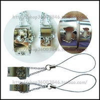 Free shipping lovely cute french dog puppy ring lovers mobile phone chain Straps pendant rope for couple sweethearts