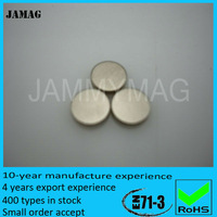 axial magnet disk ,15*1.8,zinc coated,, (500 pcs as one pack)