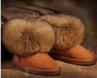 Free shipping high-quality  fashion multicolor  snow boots women's warm winter shoes