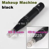 Rechargeable 12pin Black  Top Quality Needle Pen  Permanent Makeup  Machine  Supplies  MU008