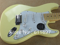2014 NEW arrival + free shipping + factory + Germany guitar Show yngwie malmsteen deep scalloped neck FD st electric guitar SALE