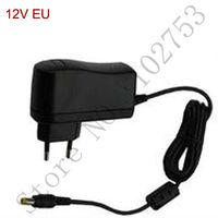 10pcs 12W transformer 220v to 12v eu plug free shipping certified 100% brand new wall mount camera switching ac/dc 12v 1a power