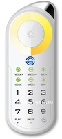2.4G RF led   touch  remote for color temperature ,can controll different zones and  sycron function,3 years warranty