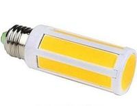 (50pcs/lot) COB E14 8W LED Lights SMD 7 Intergrated Chips E27/B22/E14 Corn Bulb bedroom kitchen Lamp Warm Cold White 200-240V