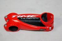 carbon bicycle stem road bike parts time rxrs carbon bike stem full carbon stem red color 90/100/110mm