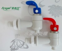 Angel drinking water machine accessories keysters water outlet bibcock external thread faucet 10