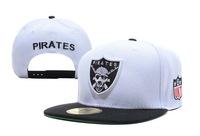 Unkut Pirates Snapback White baseball caps cheap selling online high quality hat wholesale & dropshipping