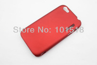 100pcs/lot Free shipping Hard Multi Color Skin Plastic Protector Cover Case For  Sony LT35h
