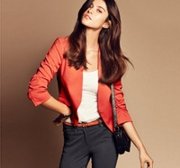 Free shipping Autumn women blazer shorts women Za**coats shorts women 2013
