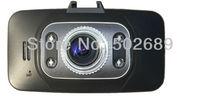 Original GS8000L Full HD 1920x1080P 30FPSCar dvr Camera Recorder 2.7 inch LCD G-Sensor HDMI IR Night Vision GS8000 Free Shipping