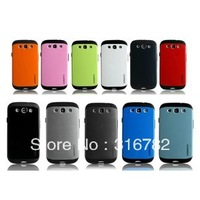 Latest Style Slim ARMOR Back Case Cover for Samsung Galaxy S3 S III i9300 Case Cover