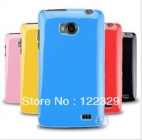 Free shipping hot selling  mobile phone sets  of soft shell protective cover shell case for Philips W732 wholesale