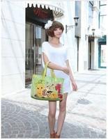 New European and American big-name handbags Braccialini Messenger handbags retro stitching bolsa totes clutch