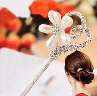 Vintage classical hair maker hair stick fat plug hair maker hair accessory 887777