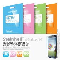 4 Pack SPIGEN SGP Screen Protector Steinheil Ultra Series For Samsung Galaxy S4 i9500- Crystal / Oleophobic / Fine / Optics