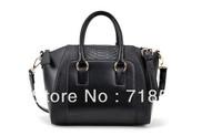 Free shipping 2013 New Fashion Luxury women's Shoulder handbags Lady PU Leather Shoulder Bag B692