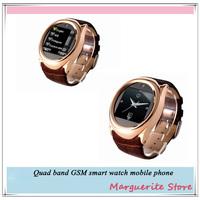 Free Shipping Unlocked New smart watch phoneTouchscreen wrist watch phone GSM Camera cell phone watch MP3 Smart Watch Cell Phone