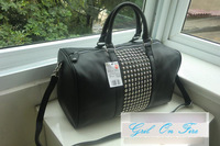 2013 new arrival mango revit women sports bag travel fashion message bags high quality brand designer