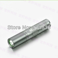 Boom market , Q3-S5 waterproof flashlight 1 PCS ( 18650 battery + charger ) , quality assurance + free shipping a pack of 1