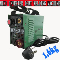 Better than ZX7160 welding tools IGBT inverter DC MMA welding machine/welding equipment/welding device suitable 2.0 electrode