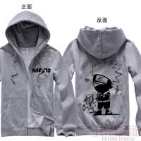 wholesale Naruto costume cosplay Clothing Mangekyou-sharingan Hooded Sweatshirt Cosplay Hoodie