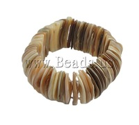 Free shipping!!!Shell Jewelry Bracelet,2013 Fashion Jewelry, 31mm, Length:6.5 Inch, 10Strands/Bag, Sold By Bag