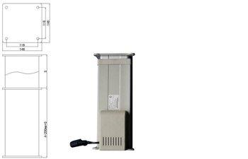 Lifting  column,dc 12V,550mm stroke,4000N load 6mm/s