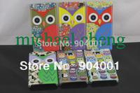 Lovely Cartoon Case Cute Owl Hard Case for LG OPTIMUS L7 P705 phone Cover MOQ 1PC