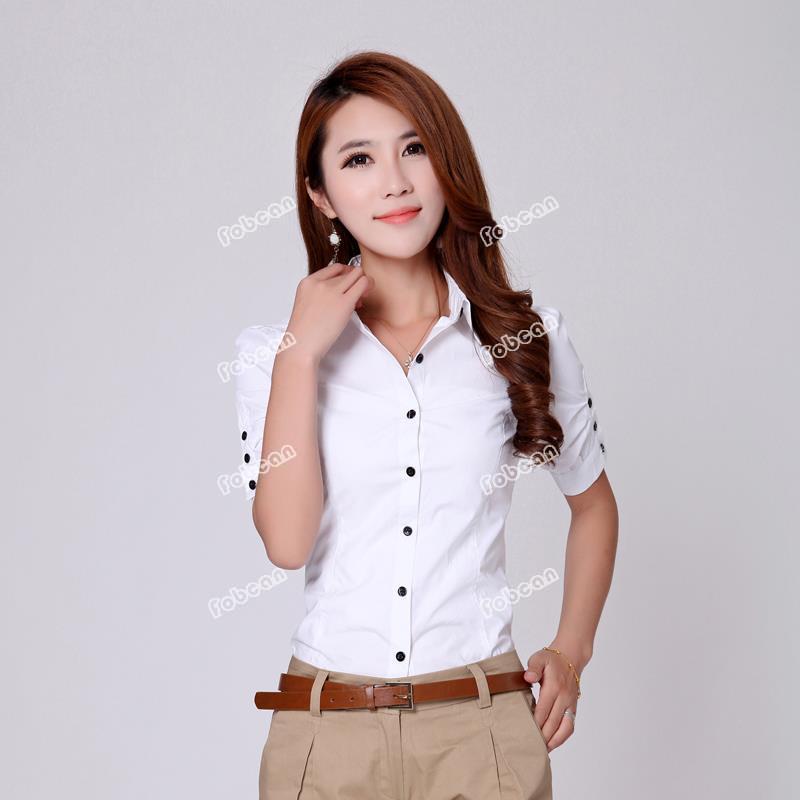 Белая Блузка Для Офиса С Доставкой