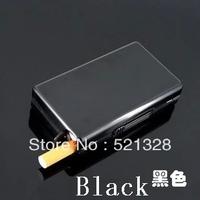 Genuine auto cigarette Slim Without Lighter Boutique Creative Automatic smoke bomb Automatic cigarette case Free shipping cfx104