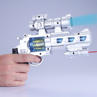 1 ! boy toy gun pistol with infrared music child model gun toy pistol gun