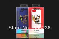 Original packagingI lock your love Leopard Python texture JustCavalli Puro Soft TPU case cover skin for iPhone 5