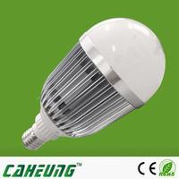 New LED bulb 14w  2 X LED CREE E27 Dimmable  Bubble Ball Bulb Lamp High Power Light  85-265V 1050lm  free shipping brightness