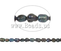 Free shipping!!!Baroque Cultured Freshwater Pearl Beads,jewelry lot, A, 3-4mm, Hole:Approx 0.8mm, Length:14.5 Inch