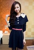 Женская одежда из шерсти 2013 new Korean version of Women Slim woolen coat jacket soft fur jacket