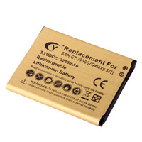 Hot!New 3250mah Li-ion Battery High Capacity For Samsung Galaxy SIII S III 3 i9300 i9308