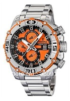Promotion 2013 Festina Tour Chrono Bike 2012 Herren Uhr Orange Schwarz F16599/6+ ORIGINAL BOX FREE SHIPPING