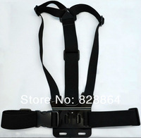 Action Sport Camera Adjustable GoPro Chest Harness Mount, Chesty Strap For GoPro HD Hero, Hero2, Hero3, Free Shipping