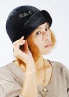 2013 sealskin hat millinery girls fur hat
