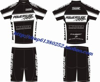 Black paragraph short-sleeve split speed skating suit comfortable fabric