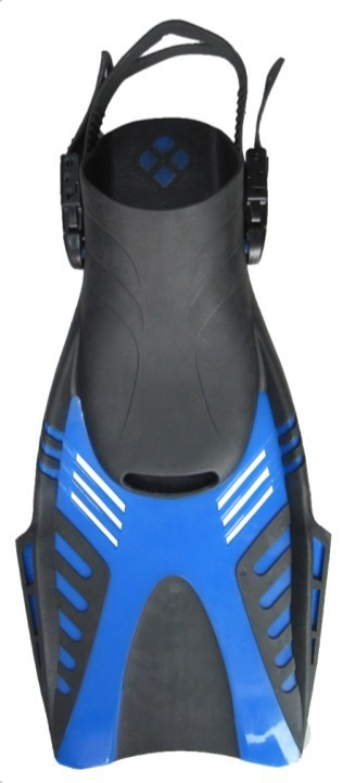 2015 new Summer adult diving flippers rubber diving fins Men F05 Swimming training submersible equipment snorkel long feet(China (Mainland))