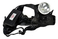Cheap1600Lm 18650 CREE XM-L XML T6 LED Headlamp Rechargeable Headlight+ Charger Adapter  TK0231